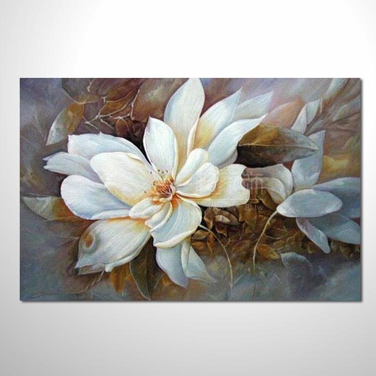 典雅单幅花卉019 油画 装饰品 山水画 艺术品 插画 无框画 浮雕立体3d
