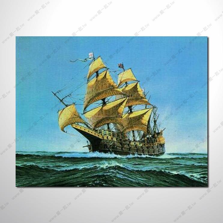 希腊船景49 风景 油画 装饰品 山水画 艺术品 插画 无框画 浮雕立体3d
