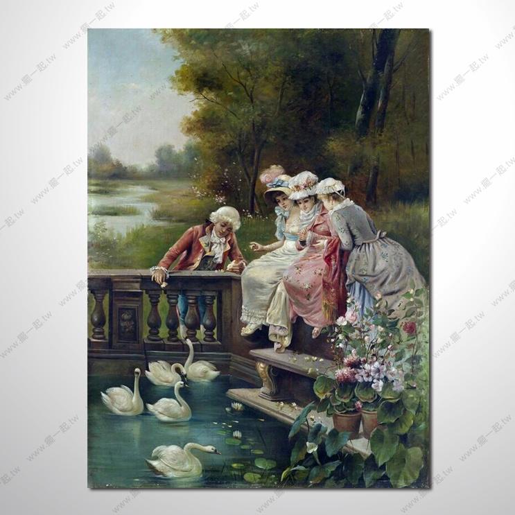 欧式宫廷139 高档宫廷 油画 高品味 装饰品 艺术品 插画 无框画 精品